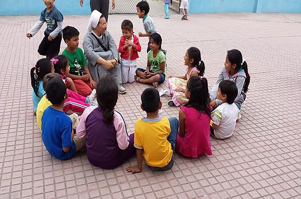 오순절평화의수녀회 선교
