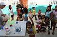 에콰도르 어린이 간식 시간